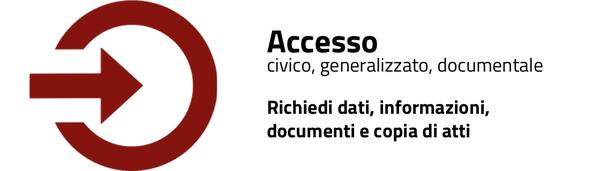 Accesso: richiedi dati, documenti e atti