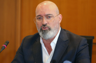 Foto Bonaccini, Presidente Regione Emilia-Romagna